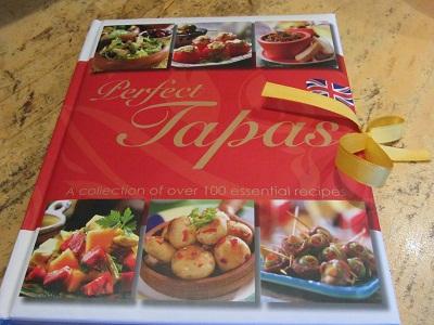 Испанската ми готварска книга