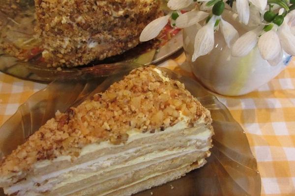 Кременска селска торта