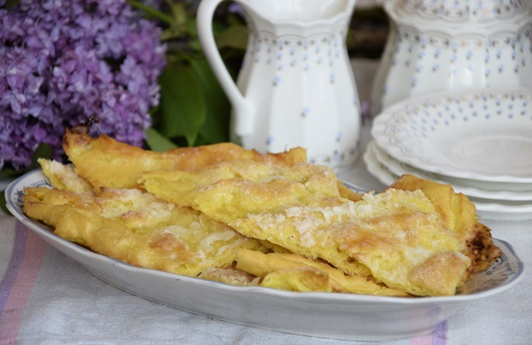 алмойшавена еклерово тесто