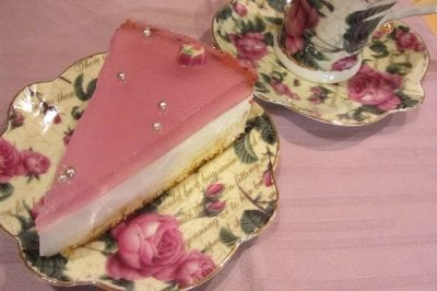 "Торта с ""Виолетки"""