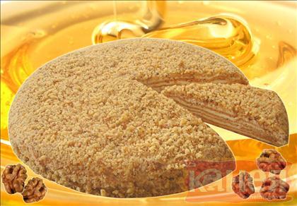 френска селска торта Канея