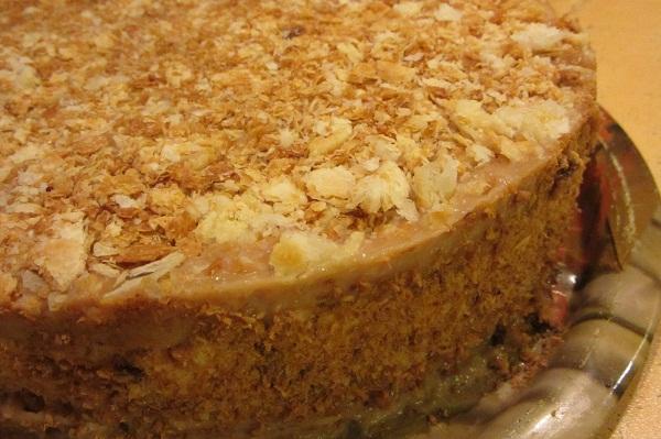 Торта Кремка
