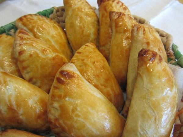 Empanadillas de chorizo (Емпанадиляс с чоризо)