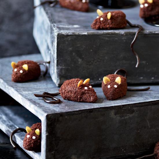 шоколадови мишки