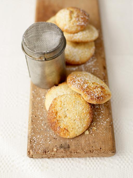 Лимоново маслени бисквити Джейми Оливър