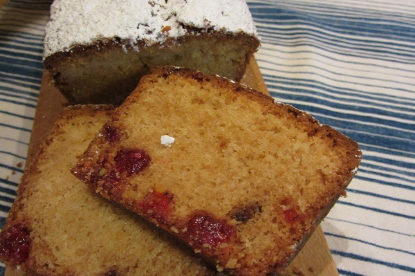 кекс с локум бърза рецепта