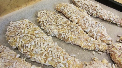 рецепти за пилешко филе ядки слънчоглед