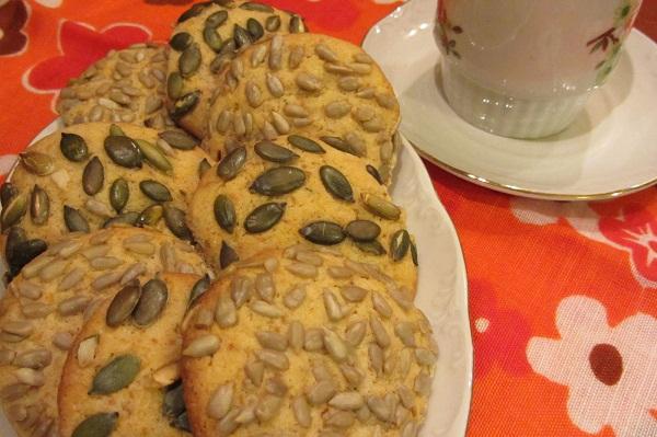 Бисквити с ядки
