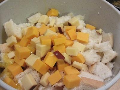 Пай с хляб сирене