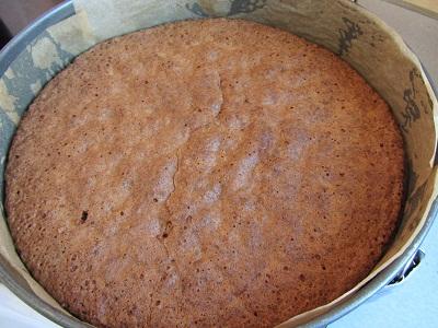 Торта Капрезе рецепта