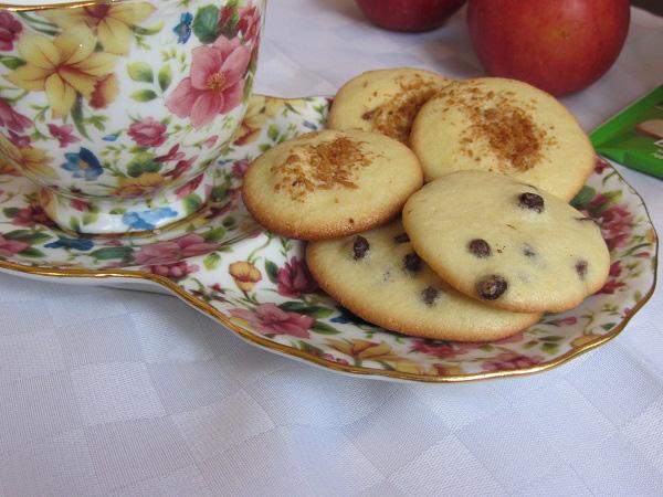 лесни бисквити шоколад кокос
