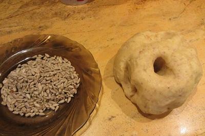 бързи лесни бисквити с ядки