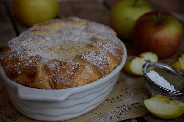 рецепта класически ябълков пай