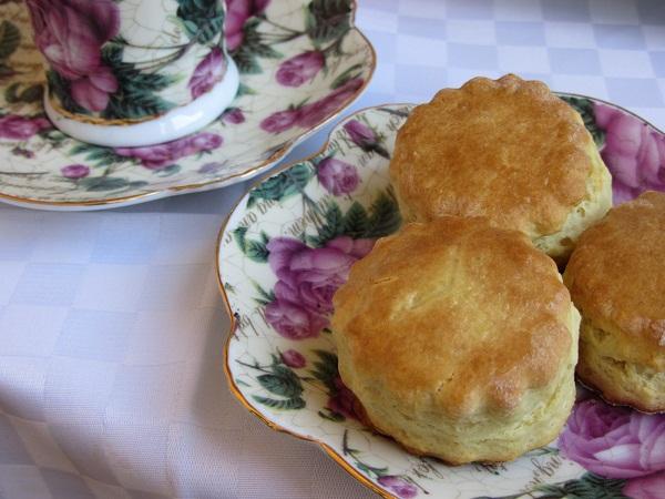 класически английски скони scones