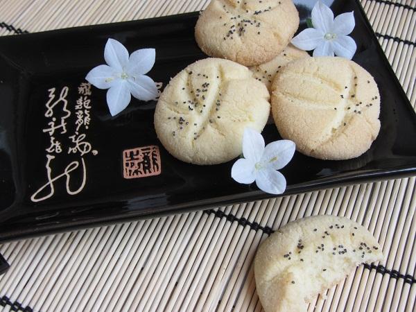 лесни бисквити с оризово брашно