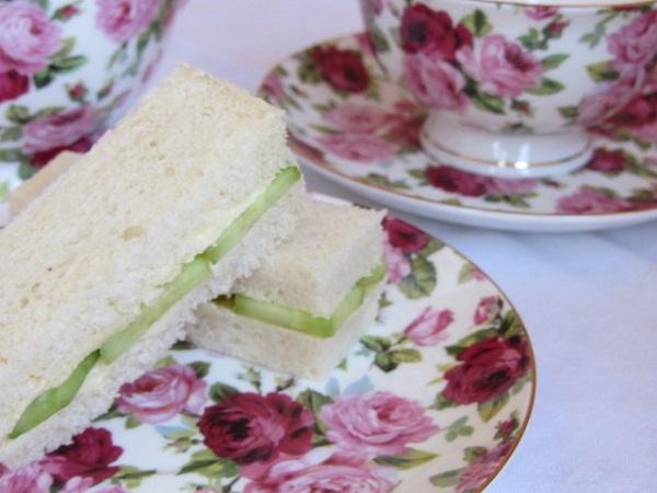 сандвич с краставица