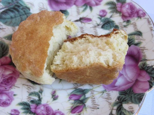 Класически скони (scones) без пълнеж