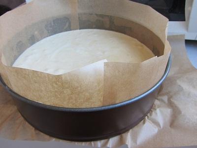 блат за орехова торта
