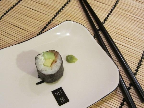 суши сьомга