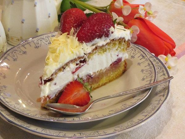 традиционна английска торта Виктория