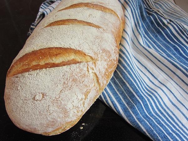 как се прави хляб по селски