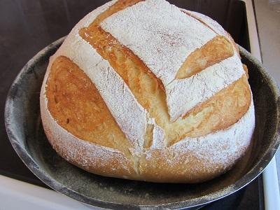 хляб по селски рецепта