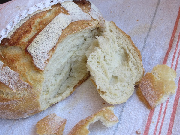 рецепта селски хляб