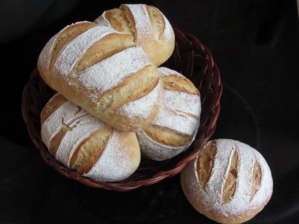 рецепта селски хляб питки