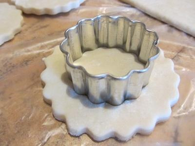 кошнички воловани от бутер тесто