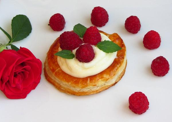 Кошнички свежо бутер тесто крем ванилия