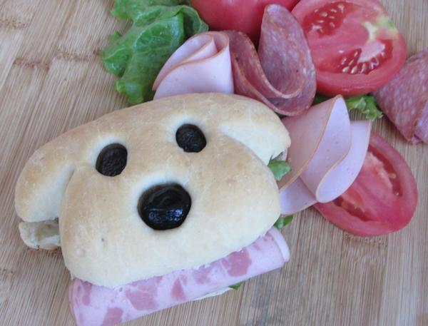 идеи-хлебчета-кученца