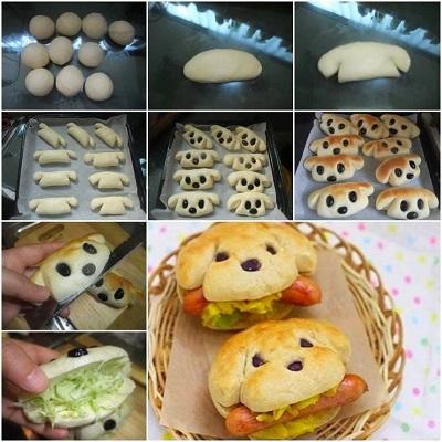 хлебчета-кученца