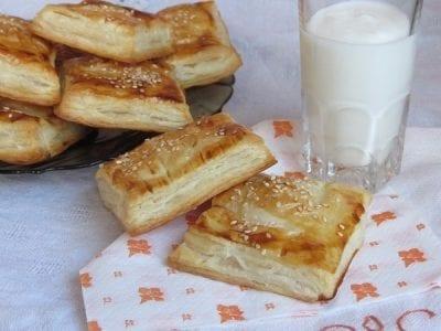 Бутер банички със сирене