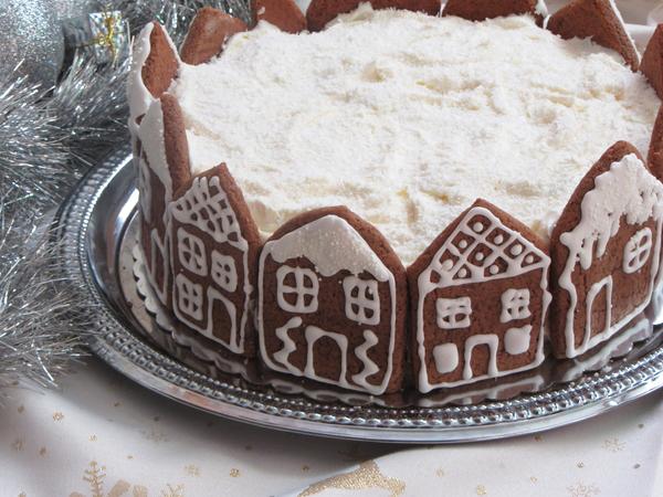 коледна-торта-с-меденки