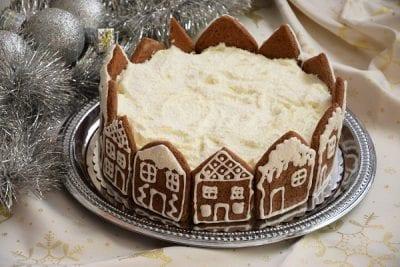 медена торта с меденки