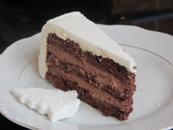 шоколадова-торта