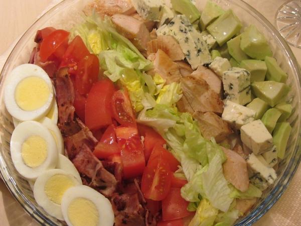 коб салат рецепт с фото
