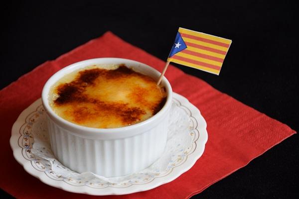 крем каталана crema catalana рецепта
