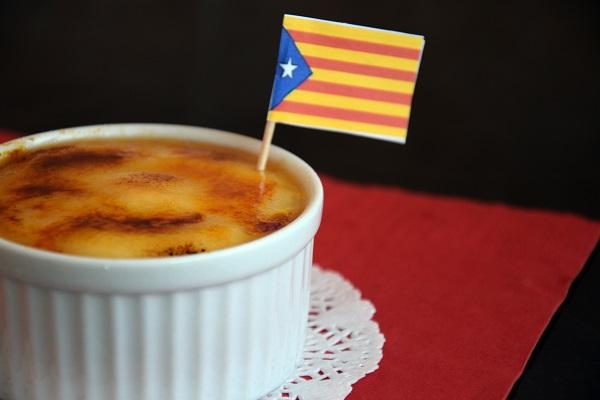как се прави крем каталана рецепта