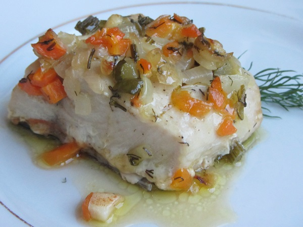 бяла-риба-на фурна-зеленчуци
