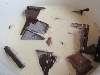 лесен-шоколадов-тарт