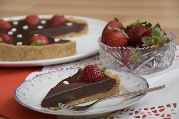 тарт-с-шоколад