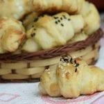 Соленки, солени кифлички, кашкавалки или сиренки