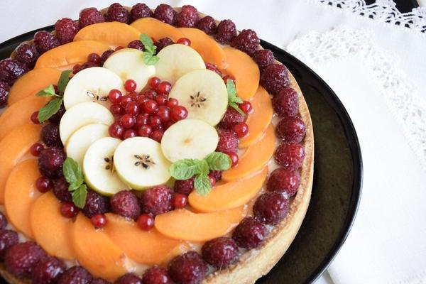 плодов-тарт-с-маслено-тесто