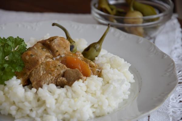 кебап със свинско месо рецепта