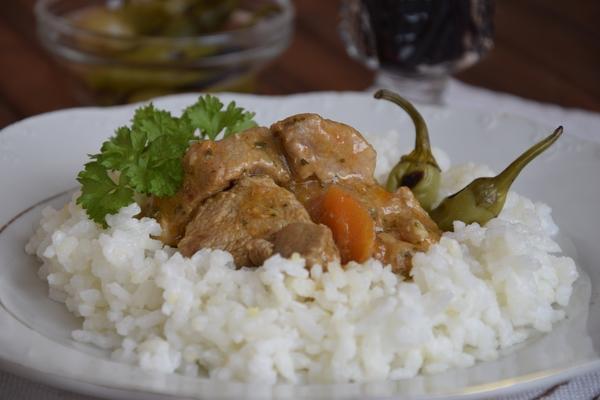 Кебап със свинско месо