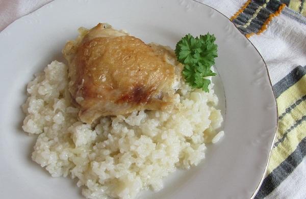 пиле-с-ориз-на-фурна