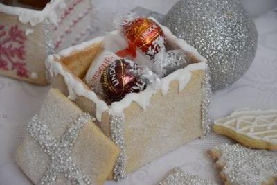 Коледни меденки кутийки