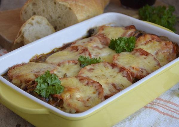 свински език и пържоли на фурна рецепта
