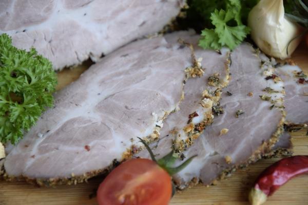 домашно варен свински врат рецепта